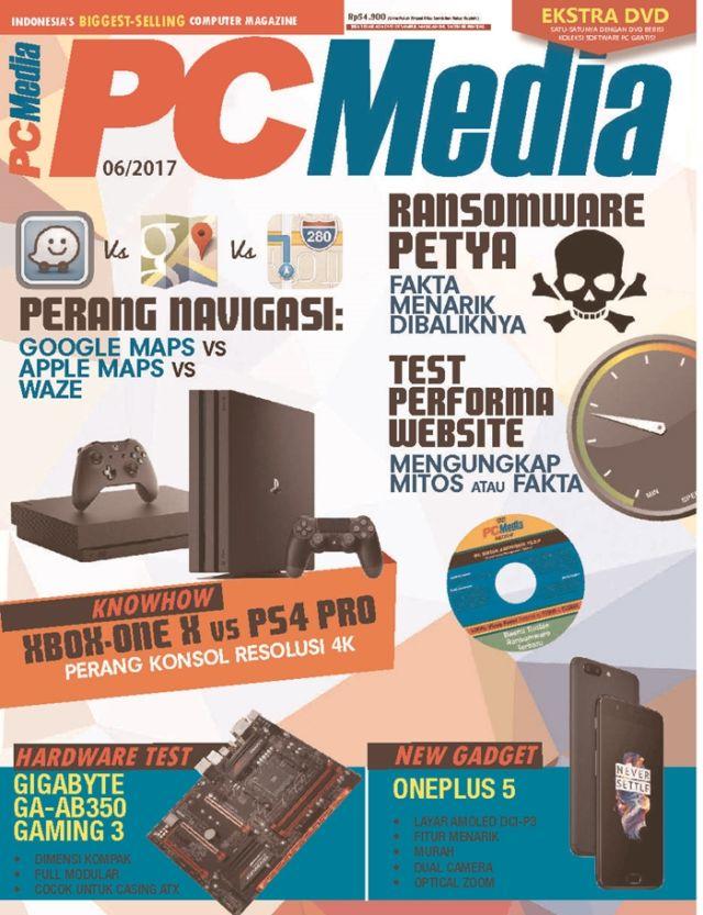 Majalah PCMedia