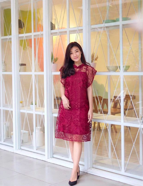 9 Inspirasi Busana Cheongsam Model Loose Dress Yang Longgar Aman