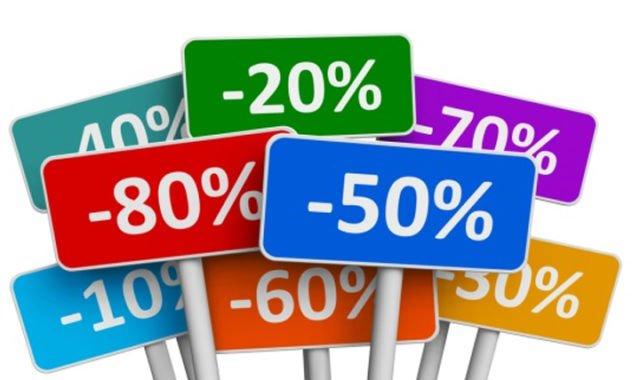 Ilustrasi Discount