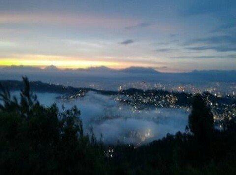 Bukit Gunung Putri Lembang Bandung