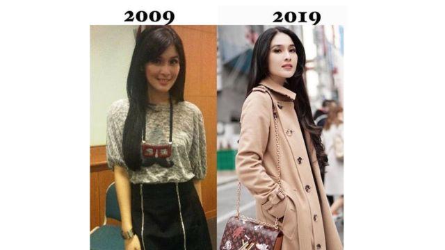 Sandra Dewi - Google