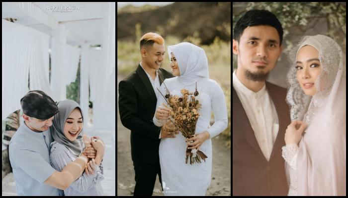 11 Inspirasi Cantik Post Wedding Yang Lagi Kekinian Bisa
