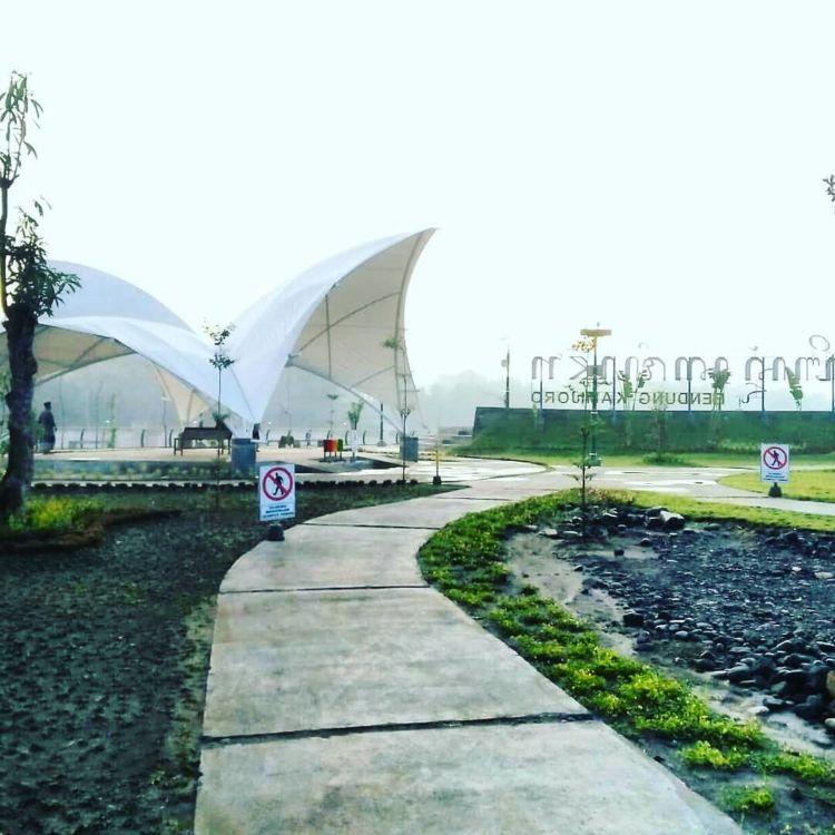 Bendungan Kamijoro, Destinasi Baru Yang Lagi Hits Di