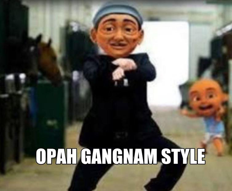 91 Foto Gambar Meme Lucu Upin Ipin Terlihat Keren