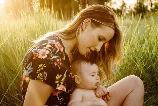 Saat sakit hanya ibu yang selalu setia menemani
