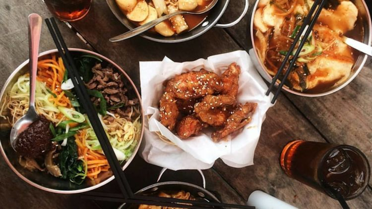 Rekomendasi Tempat Nyobain Kuliner Korea Yang Ada Di Jogja