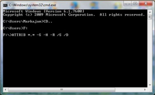 Cara Mengembalikan File yang Terhapus di Flashdisk. Coba Dulu Satu ...