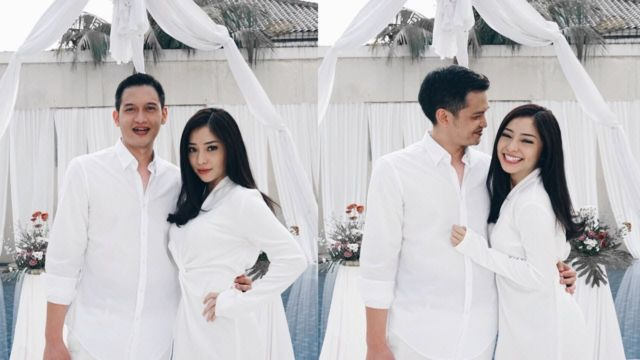 Rezky Aditya dan Nikita Willy
