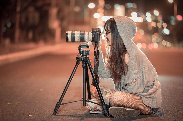 women Fotografer