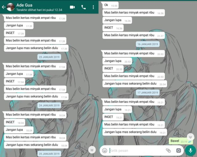 13 Teror Chat Dari Adik Ini Secara Nggak Sadar Pasti Bikin Kamu Jadi Sosok Kakak Yang Penyabar