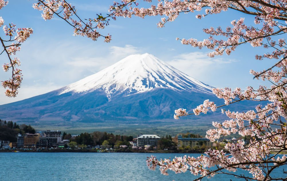 11 Spot Terbaik untuk Melihat Gunung Fuji di Jepang. Dari Kaki Gunung  Hingga di Balik Kaca Jendela!