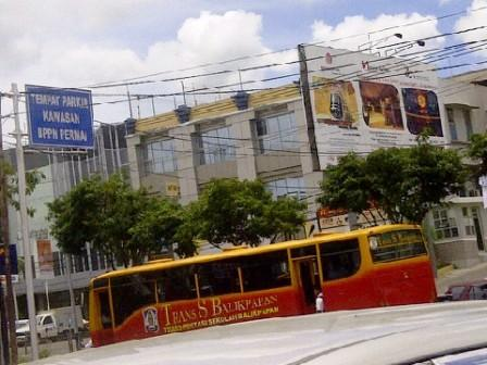 Bus Sekolah Trans Balikpapan