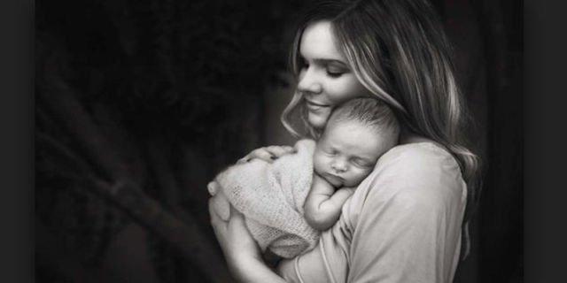 Pelukan Ibu untuk Sang Anak