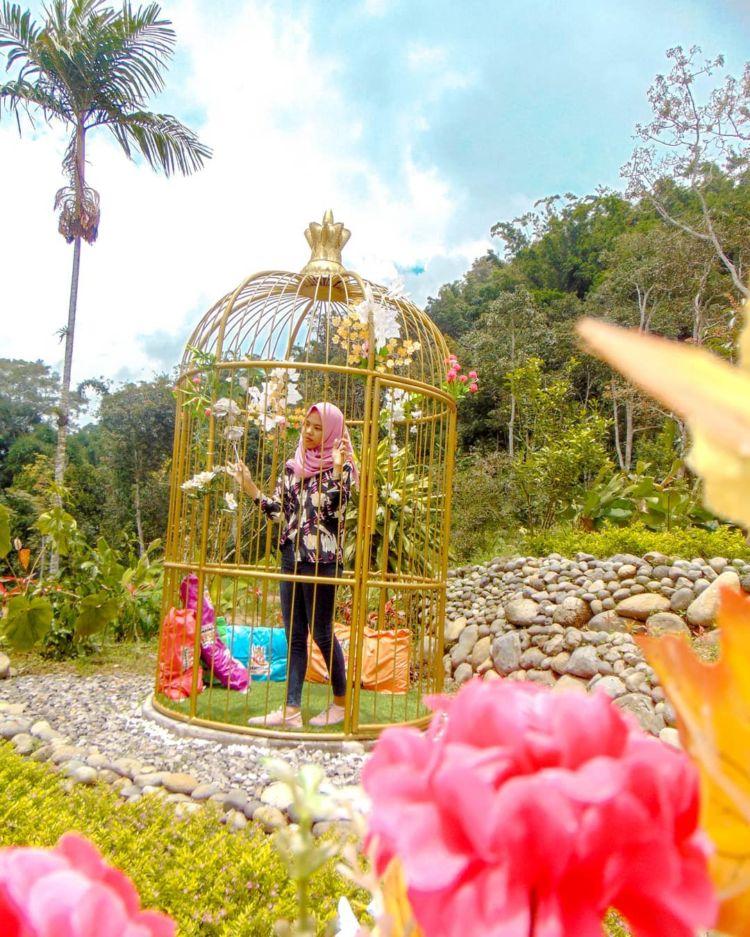 Wisata Di Bandungan: King Garden Bandungan, Destinasi Wisata Baru Di Semarang