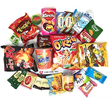 Korean Snack