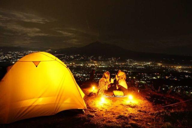 Bukit Alesano Bogor