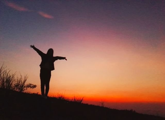 Merapi Sunrise