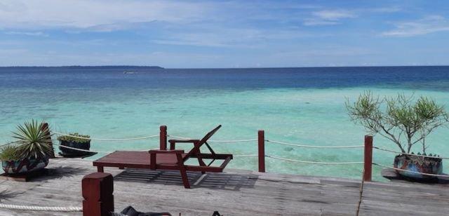 Pulau Maratua, kepulauan Derawan