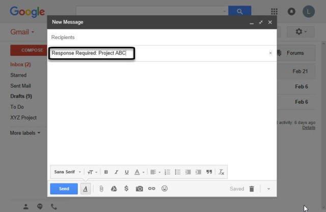 etika melamar kerja lewat email