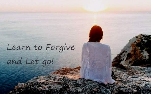 Forgive and Let It Go!
