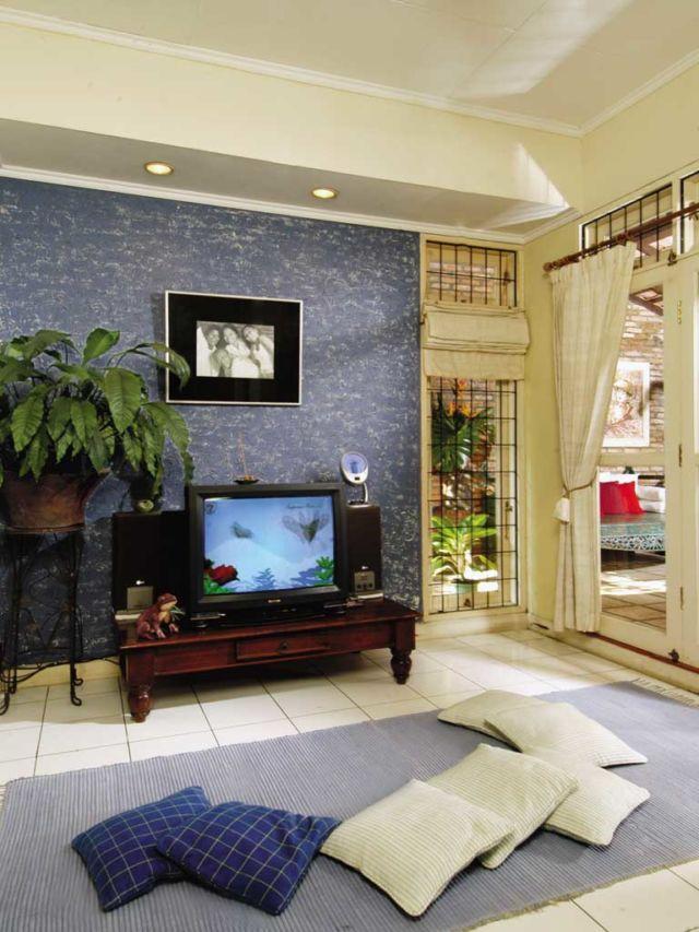 5 Trik Ampuh untuk Dekorasi Ruang Tamu Berkonsep Open Plan