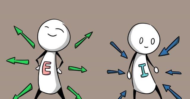 Ekstrovert vs. Introvert
