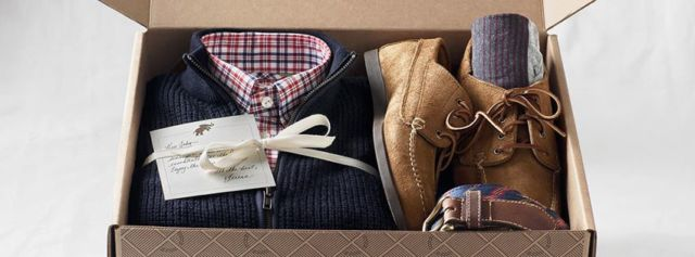 Clothes Gift Boxes