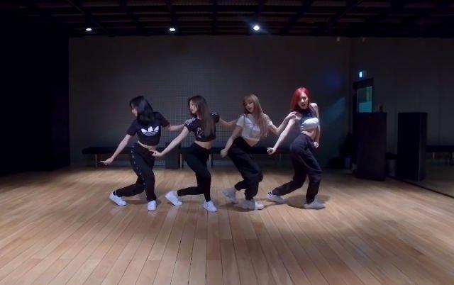 video dance practice