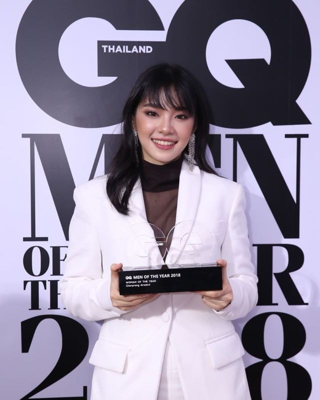 "Kategori ""Woman of The Year"" dalam acara GQ Men of The Year"""