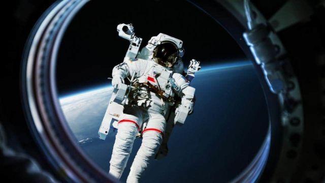 Astronot bisa ikut pemilu
