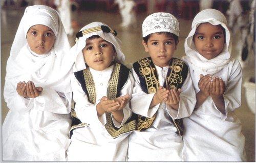 muslim childs