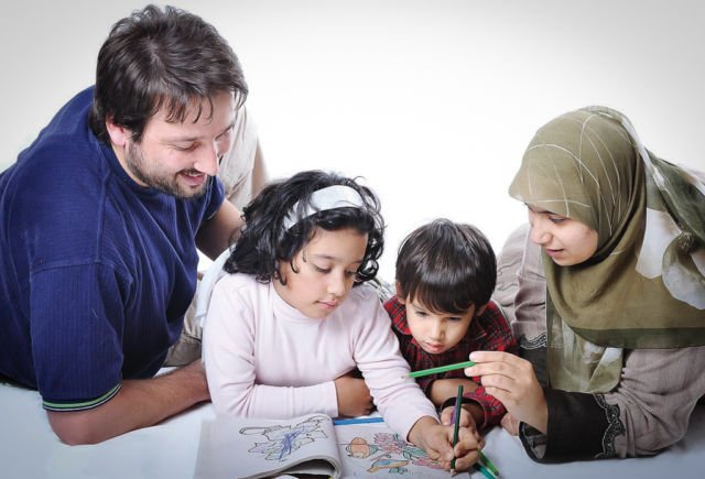 Membangun karakter anak sejak dini