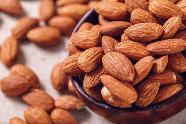 kacang almond untuk kehamilan