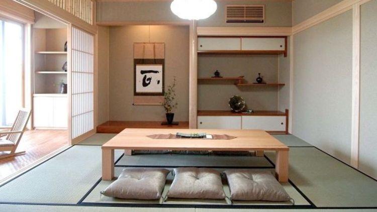 12 Desain Ruang Tamu Duduk Di Lantai Ala Jepang Yang Sederhana Untuk Rumah Mungilmu