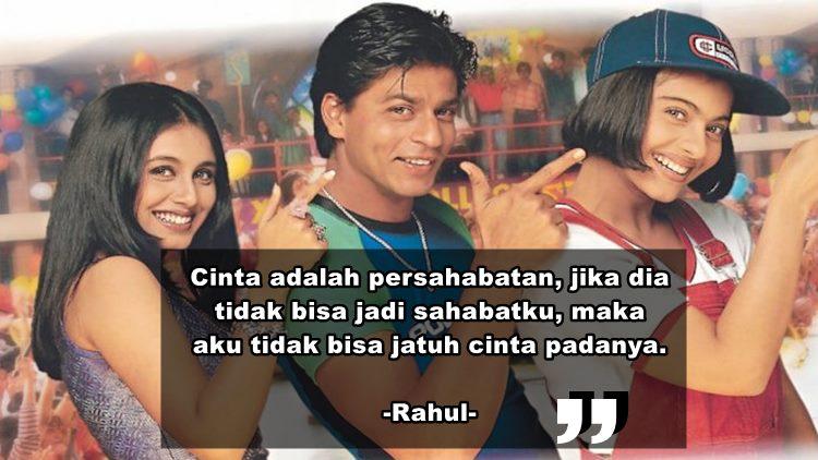 kutipan dari film legend kuch kuch hota hai cinta dan