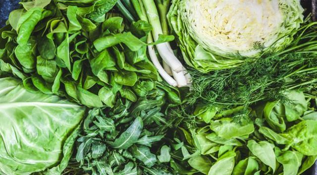 sayuran hijau untuk diet