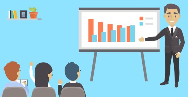 success in presentation