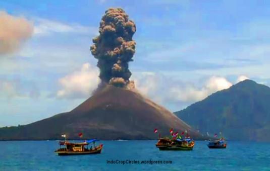 Wisata bencana Gunung Merapi