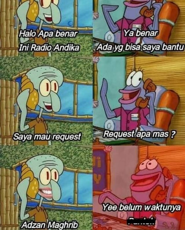 Download 107 Gambar Lucu Spongebob Meme Terupdate