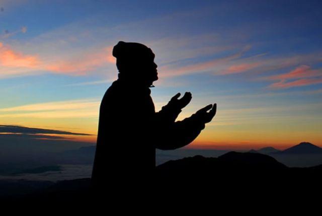 jangan lupa berdo'a