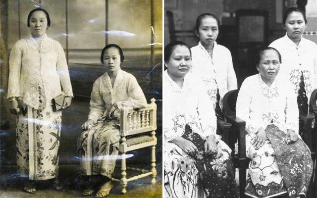 Perempuan Indonesia jaman dulu