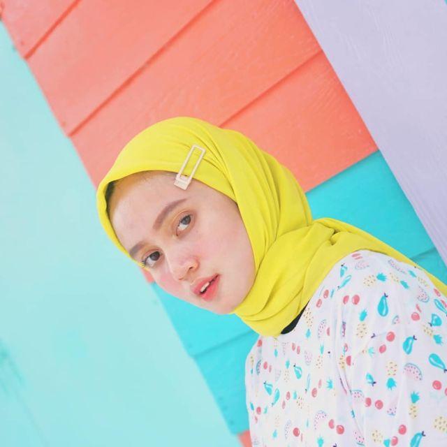 Jepit Hijab Kekinian