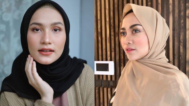 10 Ragam Ide Model Hijab Ala Selebgram Pilih Yuk Mana Yang Paling Cocok Sama Busana Lebaran