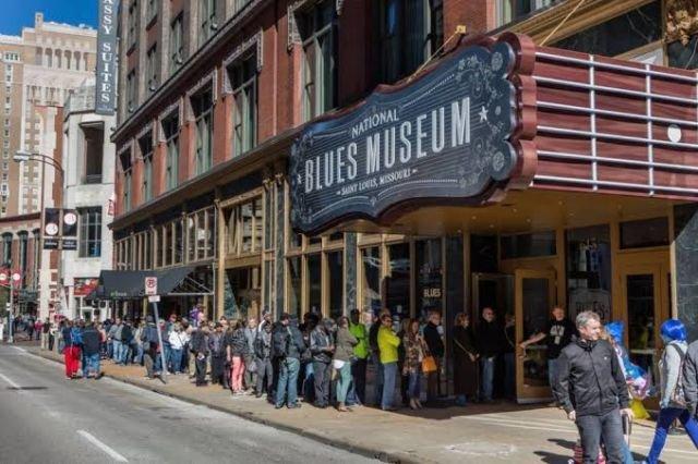 The National Blues Museum | WBUR