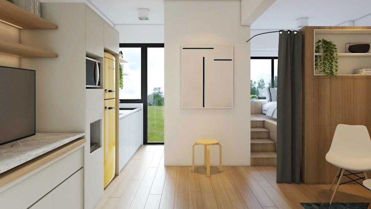 Cara Kreatif Membagi Ruang Sempit di Rumah Menjadi Lebih Multifungsi