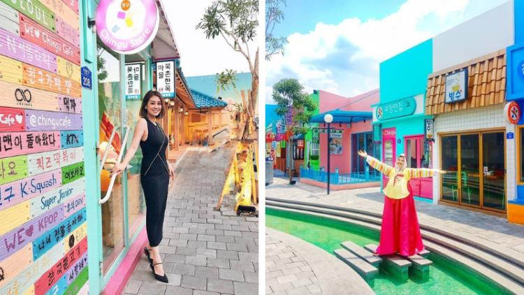Nikmati Suasana Little Seoul Di Chingu Cafe Jogja Pecinta Kpop Wajib Datang Ke Sana