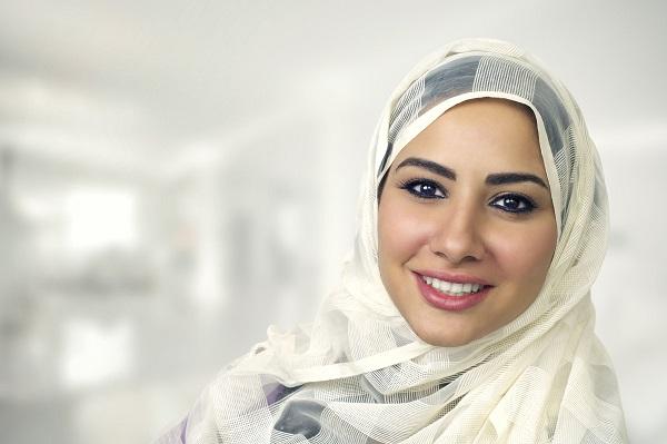 Hijab membuat mata pria terjaga
