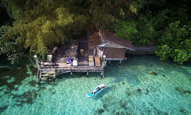 Macan Island