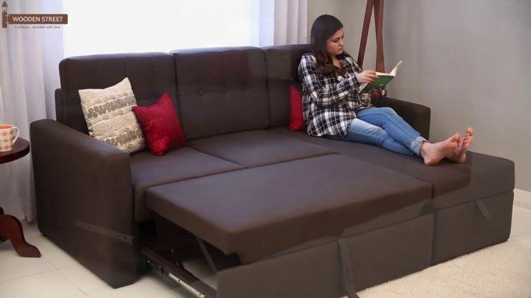 10 Desain Sofa Lipat Untuk Menjamu Tamu Sekaligus