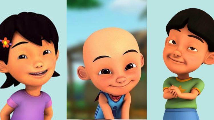 Download 880 Gambar Upin Ipin Lucu Bikin Ngakak Terbaru